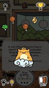 bermain bersama si kucing pencuri di kleptocats