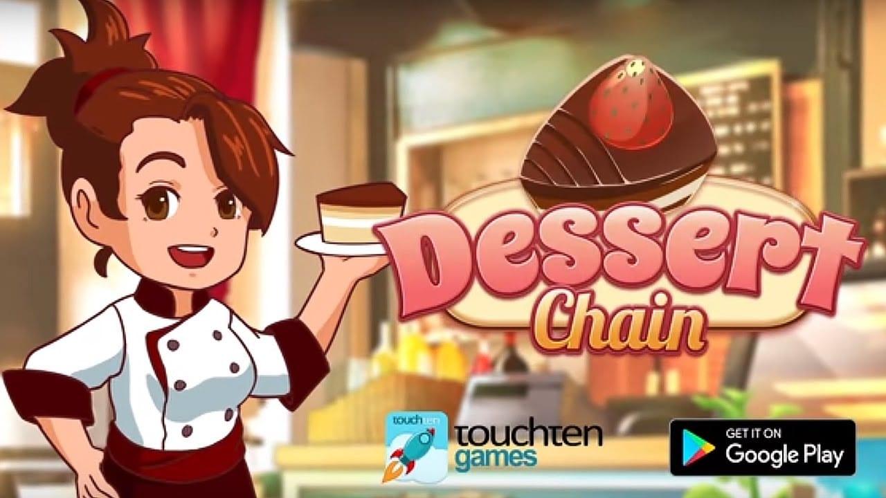 Dessert Chain: Café Waitress - Seri Chain Terbaru dari Touchten