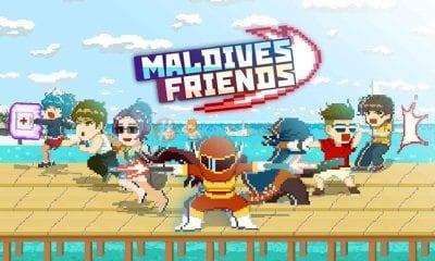 maldives friends