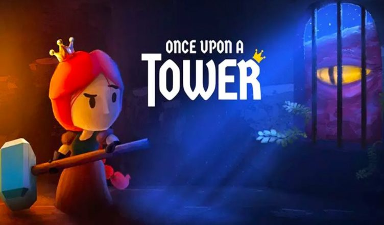 once upon a tower