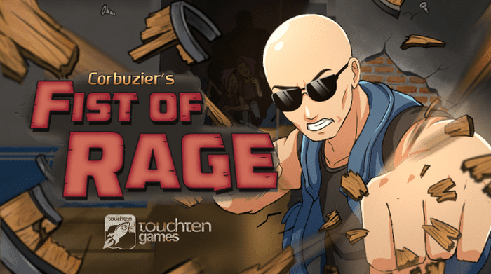 fist of rage