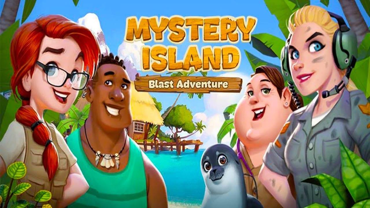 mystery island blast adventure