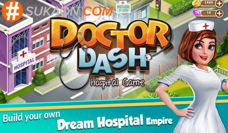 Doctor Dash : Hospital Game