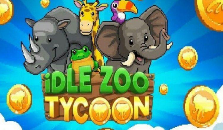 idle zoo tycoon