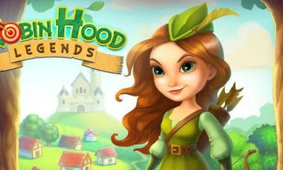 robin hood legends