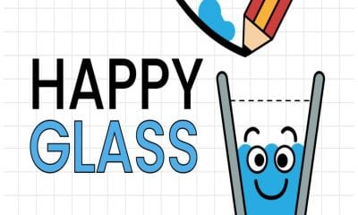 happy glass walkthrough