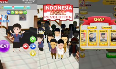 indonesia dance revolution