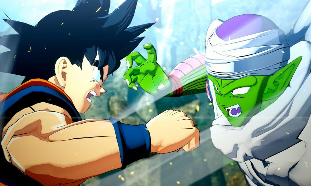 dragon ball game - project z