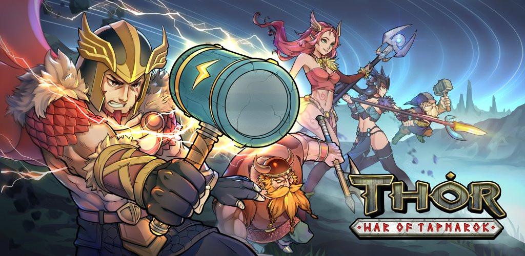 Thor War of Tapnarok
