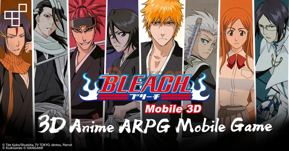 bleach mobile 3d