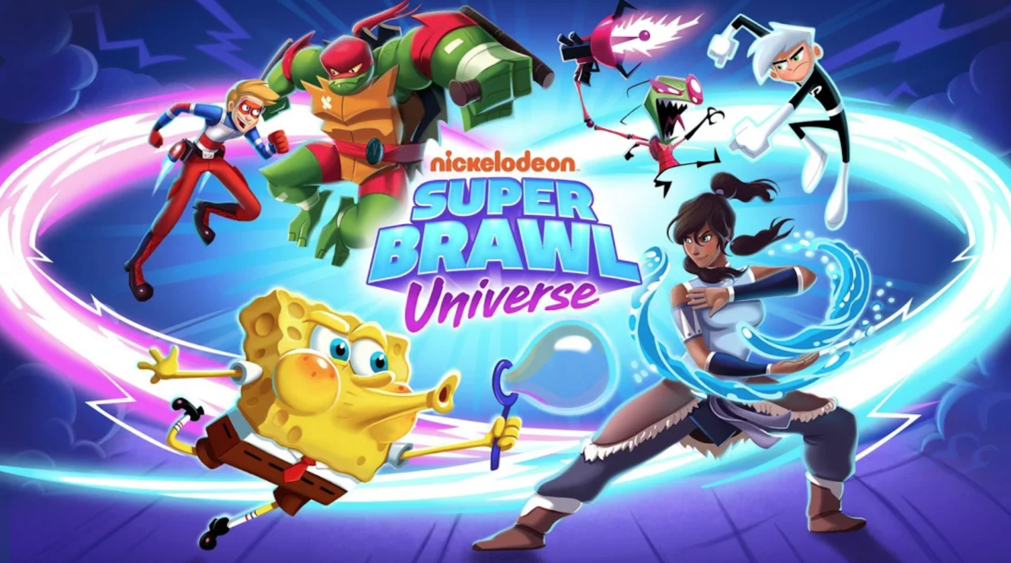 super brawl universe