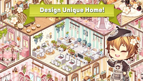 Review Kawaii Home Design Game Mendekorasi Rumah Sukaoncom