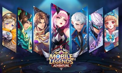 mobile legends: adventue