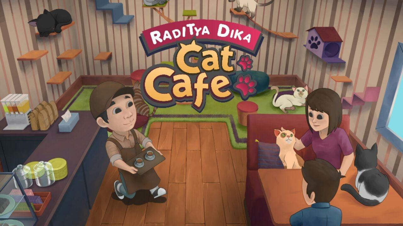 Raditya Dika CatCafe